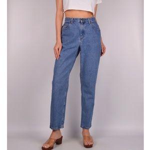 Liz | VTG jeans High Waisted Tapered Mom Jeans